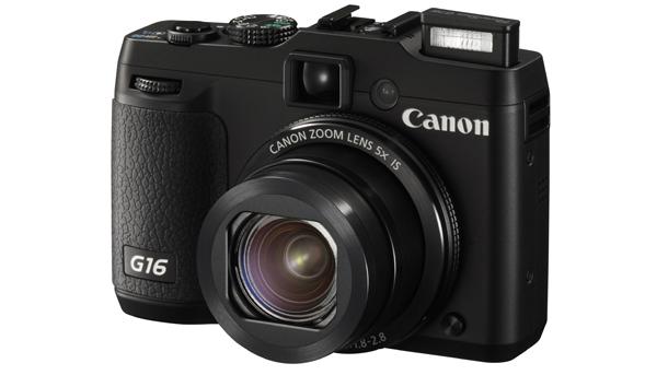 Canon Powershot G16 wifi