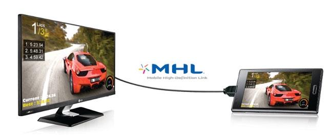 MHL 3.0 video