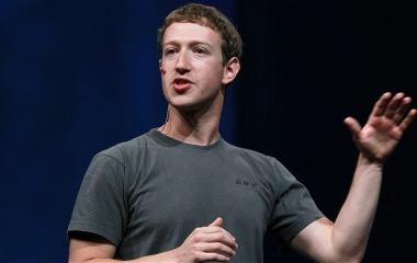 zuckerberg facebook profilo