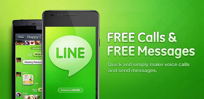 Line app android