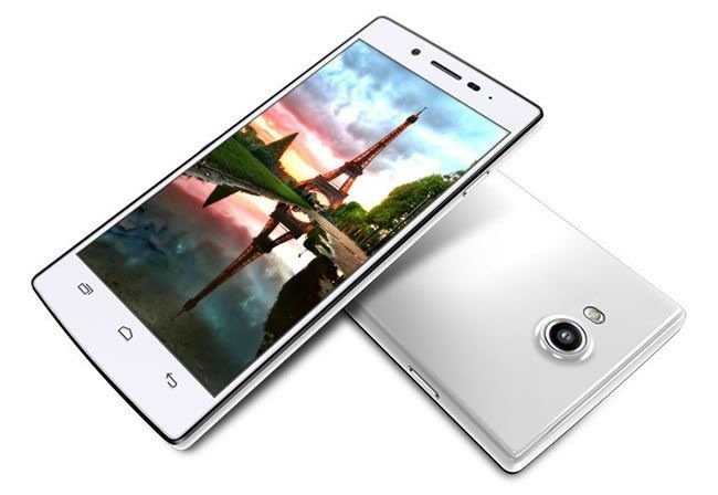 iOcean X7 Elite smartphone