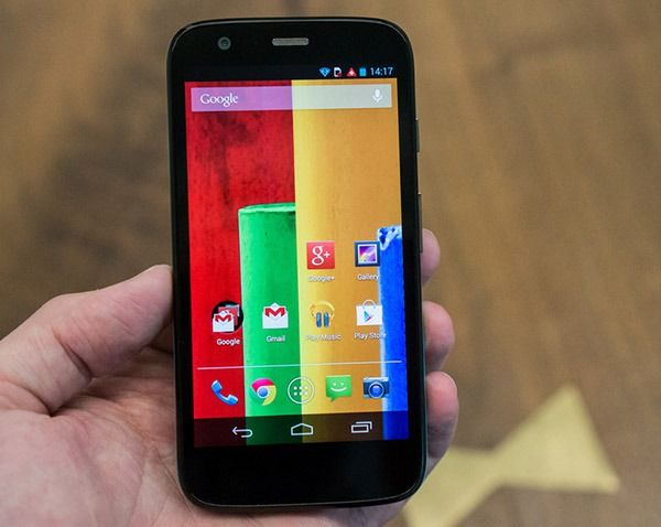 Motorola-Moto low cost