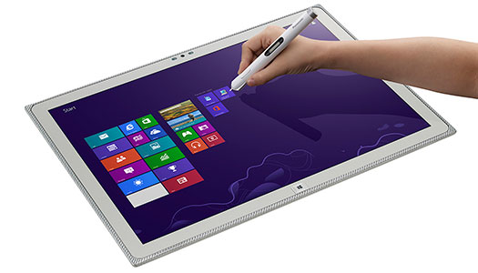 Panasonic-Toughpad tablet