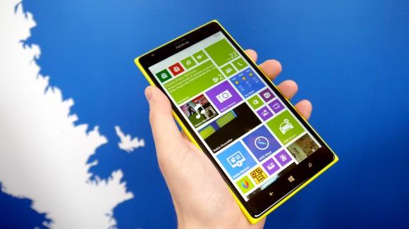 Nokia_Lumia_1520 smartphone