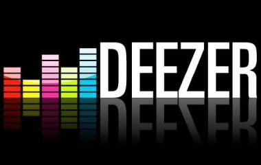 Deezer musica