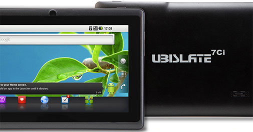 ubislate tablet