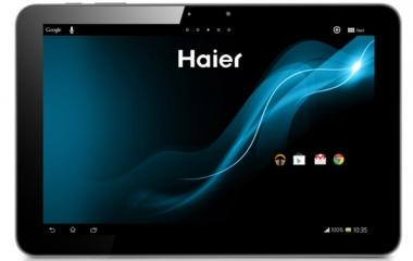 HaierPad Mini 781 tablet