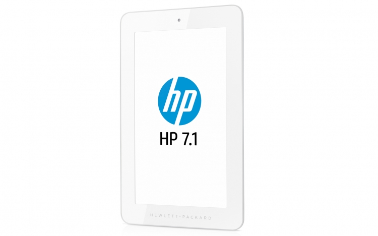 HP Tablet 7 Plus 1301- HP Tablet 7.1 tab