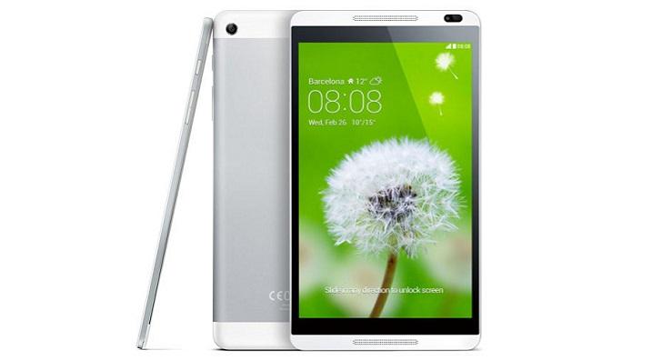 Huawei-MediaPad news tablet