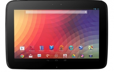 google nexus 10 pollici tablet