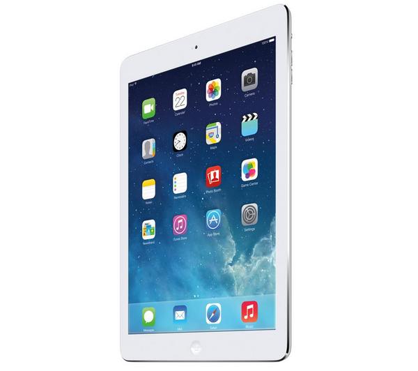 iPad Air Wi-Fi + 128 GB Argento prezzo