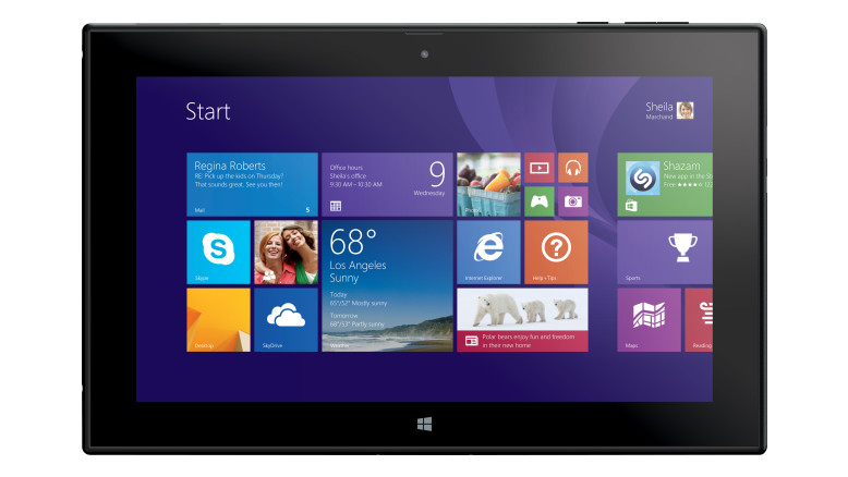 nokia lumia 2520 tablet tablet