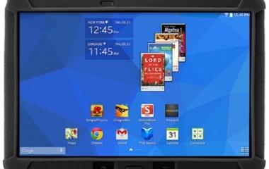 Samsung Galaxy Tab 4 Education Rugged caratteristiche tecniche