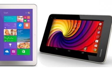 tablet toshiba convertibili estate 2014 prezzi