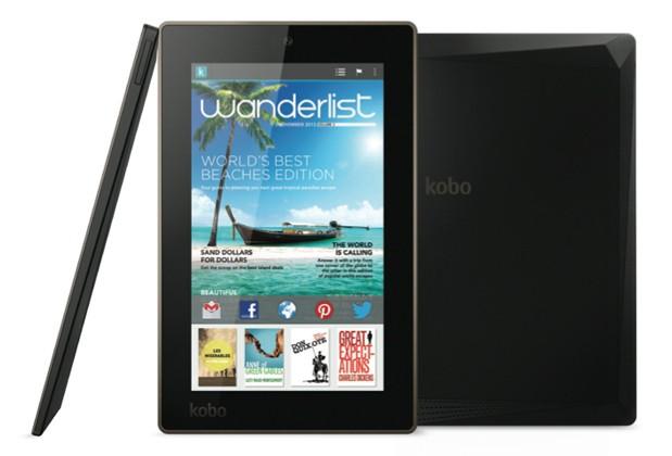 Kobo Arc 7HD caratteristiche tecniche e prezzo offerta