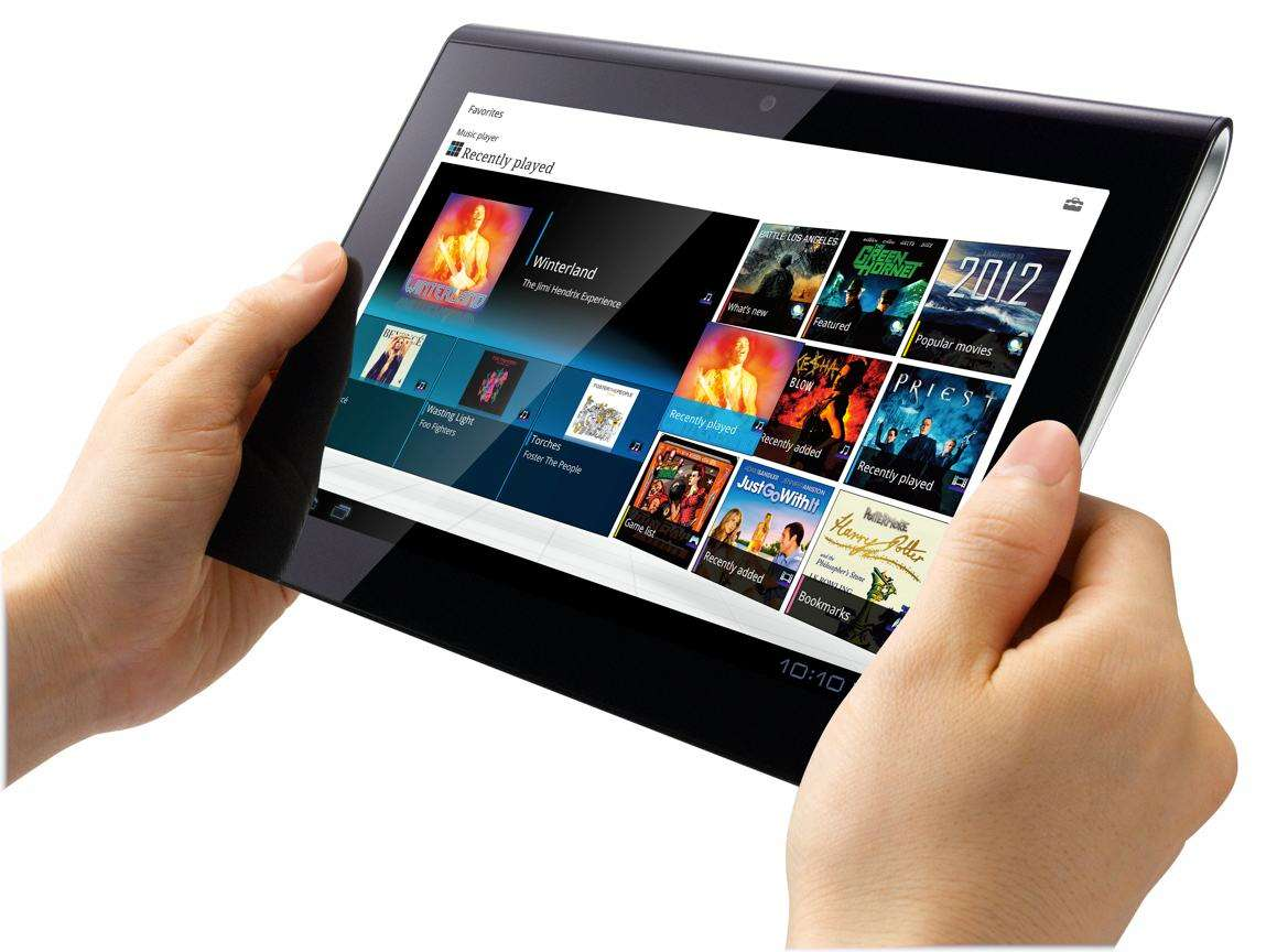 tablet vendite