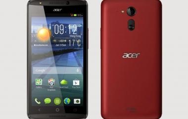 Acer Liquid E700 Trio caratteristiche tecniche e prezzo economico
