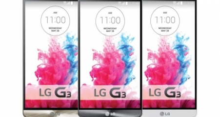 Svelate prime caratteristiche di LG G3 Stylus data di uscita